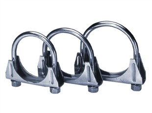 Stainless Steel Saddle Clamps
