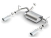 Wrangler JK 2 & 4 door 2012-2016 Rear Section Exhaust Touring part # 11834