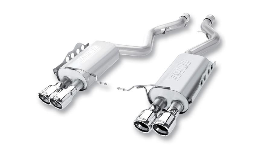 E92  M3 Coupe/Conv 2008-2012 Rear Section Exhaust S-Type part # 11764 11764