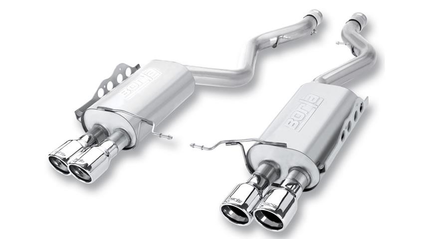 E90  M3 Sedan 2008-2011 Rear Section Exhaust S-Type part # 11770 11770