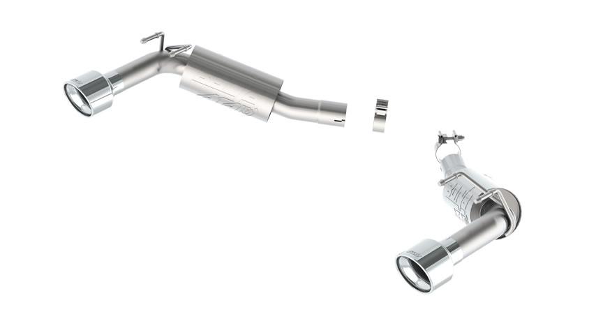 Camaro SS 2014-2015 Rear Section Exhaust ATAK part # 11851 11851