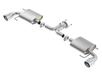 Mazda 3 2014-2018 Axle-Back Exhaust S-Type part # 11918