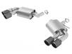 Camaro SS W/ Dual Tips 2016-2018 Axle-Back Exhaust S-Type part # 11920CFBA