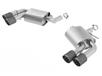 Camaro SS W/ Dual Mode Exh. (NPP) 2016-2018 Axle-Back Exhaust ATAK part # 11921CF