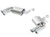 Camaro SS W/ Dual Tips 2016-2018 Axle-Back Exhaust ATAK part # 11921