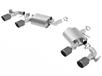 Camaro SS W/ Dual Mode Exh. (NPP) 2016-2018 Axle-Back Exhaust S-Type part # 11924CFBA