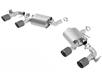 Camaro SS W/ Dual Mode Exh. (NPP) 2016-2018 Axle-Back Exhaust S-Type part # 11924CF