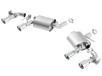 Camaro SS W/ Dual Mode Exh. (NPP) 2016-2018 Axle-Back Exhaust ATAK part # 11925