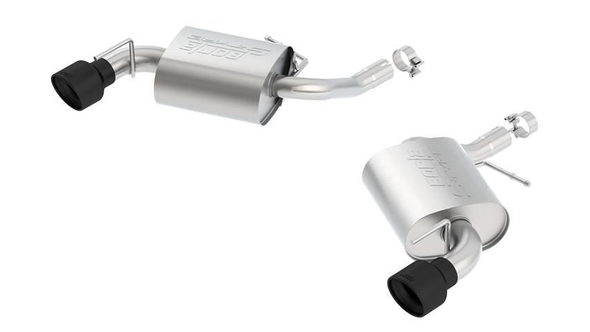 Camaro 3.6L V6 2016-2018 Axle-Back Exhaust S-Type part # 11928CB 11928CB
