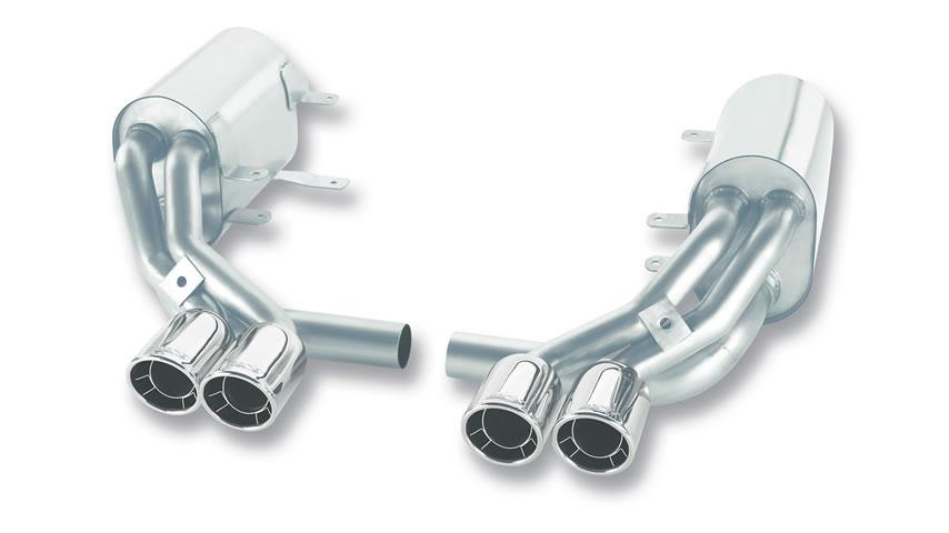997 3.6L non-turbo 2005-2008 Cat-Back Exhaust part # 140234 140234