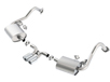 981 Cayman/ Cayman S/ Boxster/ Boxster S 2013-2016 Cat-Back Exhaust S-Type part # 140534