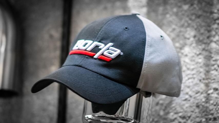 Universal Fit Baseball Cap With BORLA® logo. 21561G